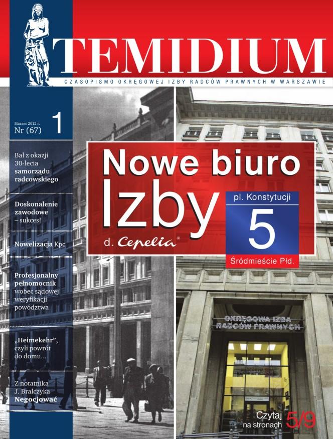 1fea707850b3ab Okręgowa Izba Radców Prawnych w Warszawie